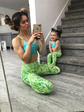 Load image into Gallery viewer, Jungle Kid's Leggings