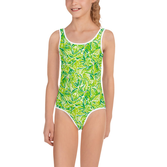 Jungle Kid's Swimsuit