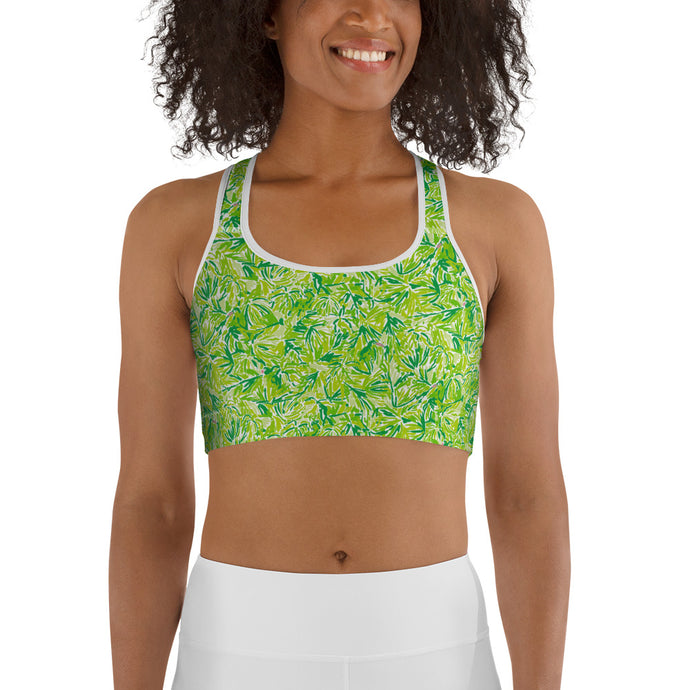 Jungle Women's Sports Bra