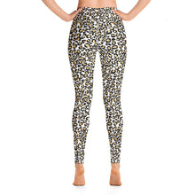 Load image into Gallery viewer, Gold Leopard Women's Leggings