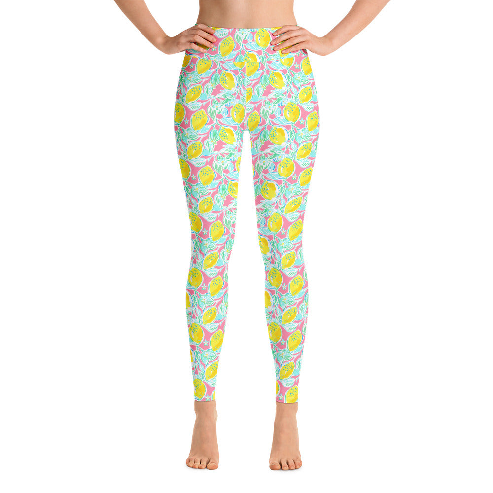 Pink Lemonade Women's Leggings