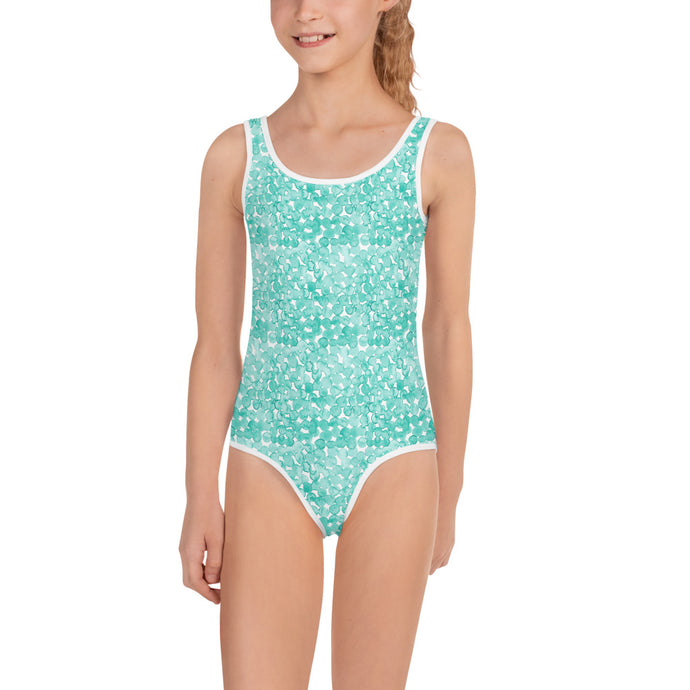 Sea Foam Kid's Swimsuit