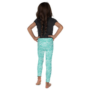 Sea Foam Kid's Leggings