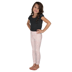 Pastel Cheetah Kid's Leggings