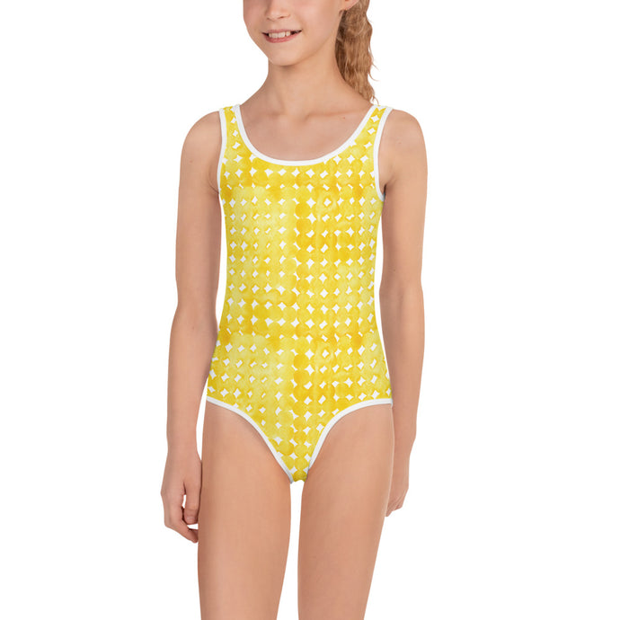 Sunshine Day Kid's Swimsuit