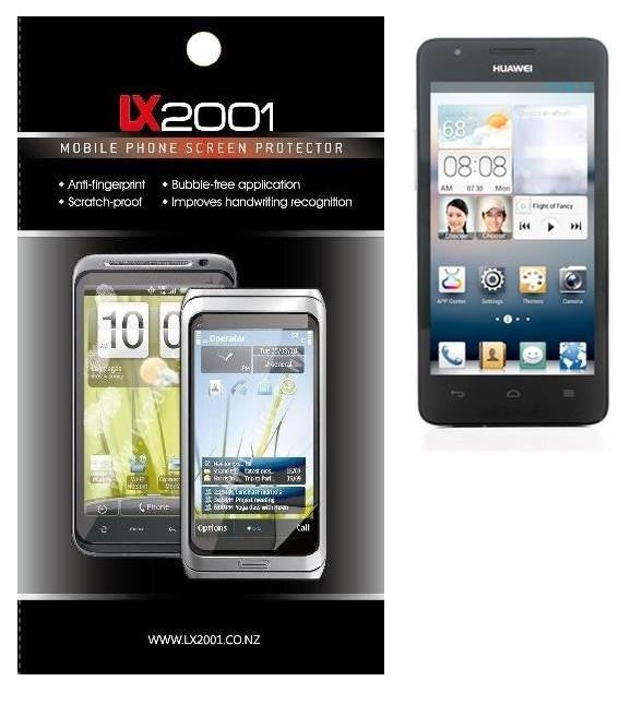 Huawei Ascend G510 Case 8GB Screen Protector