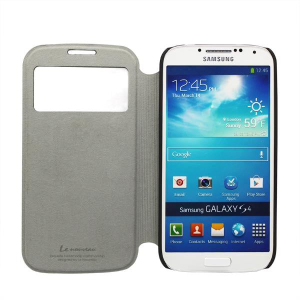 Samsung Galaxy S4 Flip Case 16GB MicroSD Charger