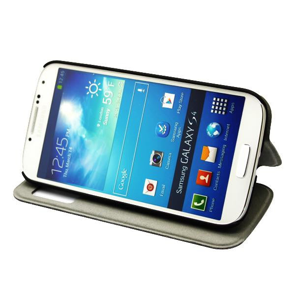 Samsung Galaxy S4 Flip Case 32GB MicroSD Charger
