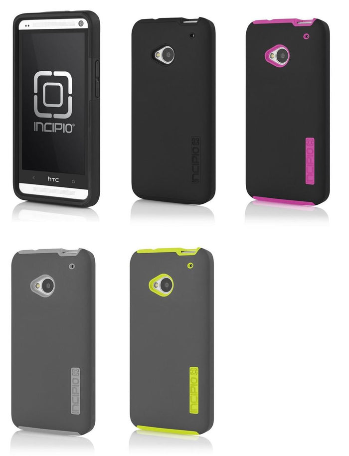 HTC One Incipio DualPro Case