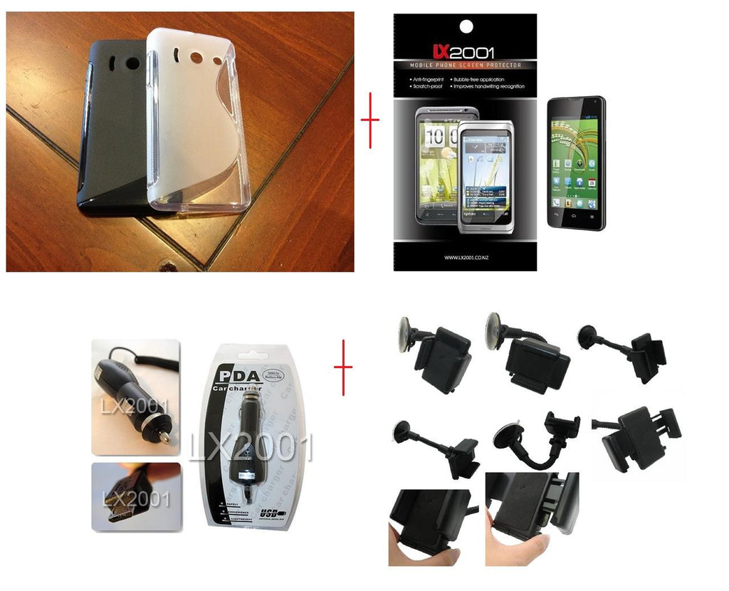 Telecom Y300 Case Car Kit Holder Charger