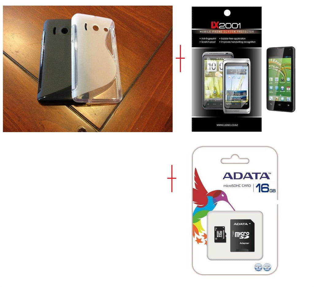 Telecom Y300 Case 16GB Screen Protector