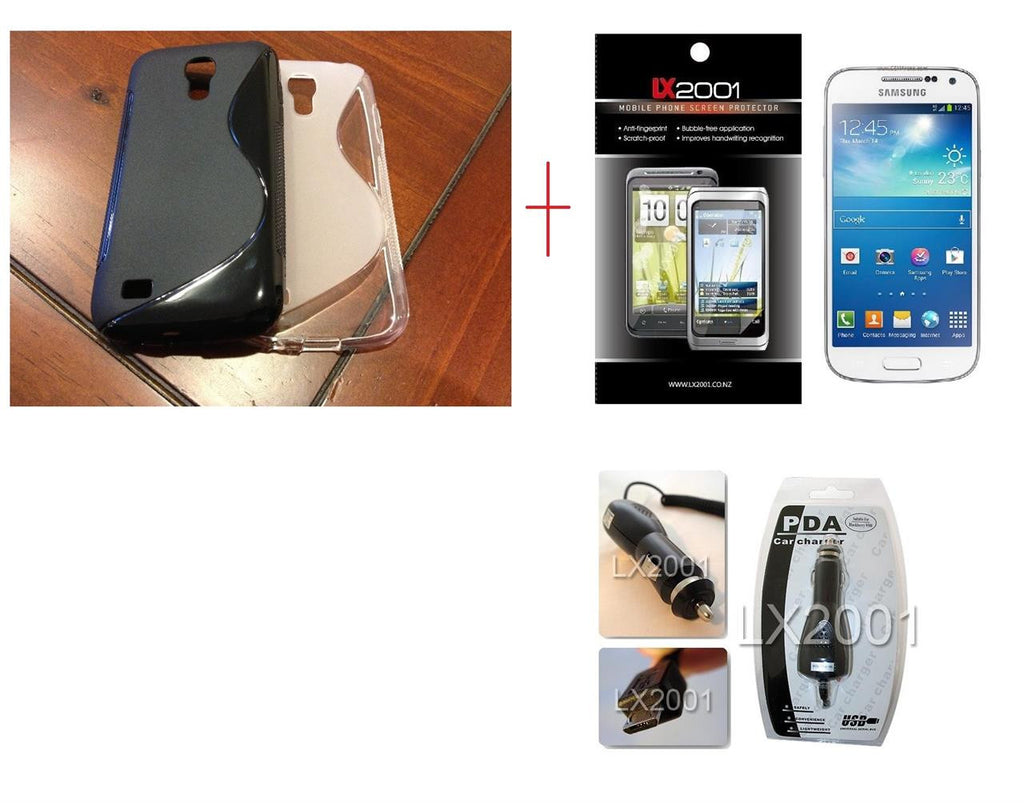 Samsung Galaxy S4 Mini Case Charger