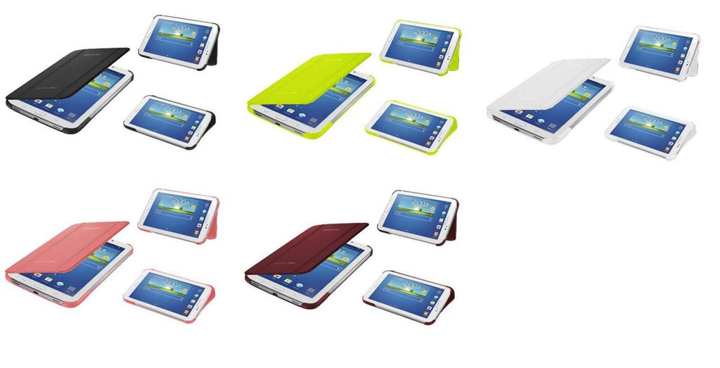 "Samsung Tab 3 7.0 7"" Bookcover Case"