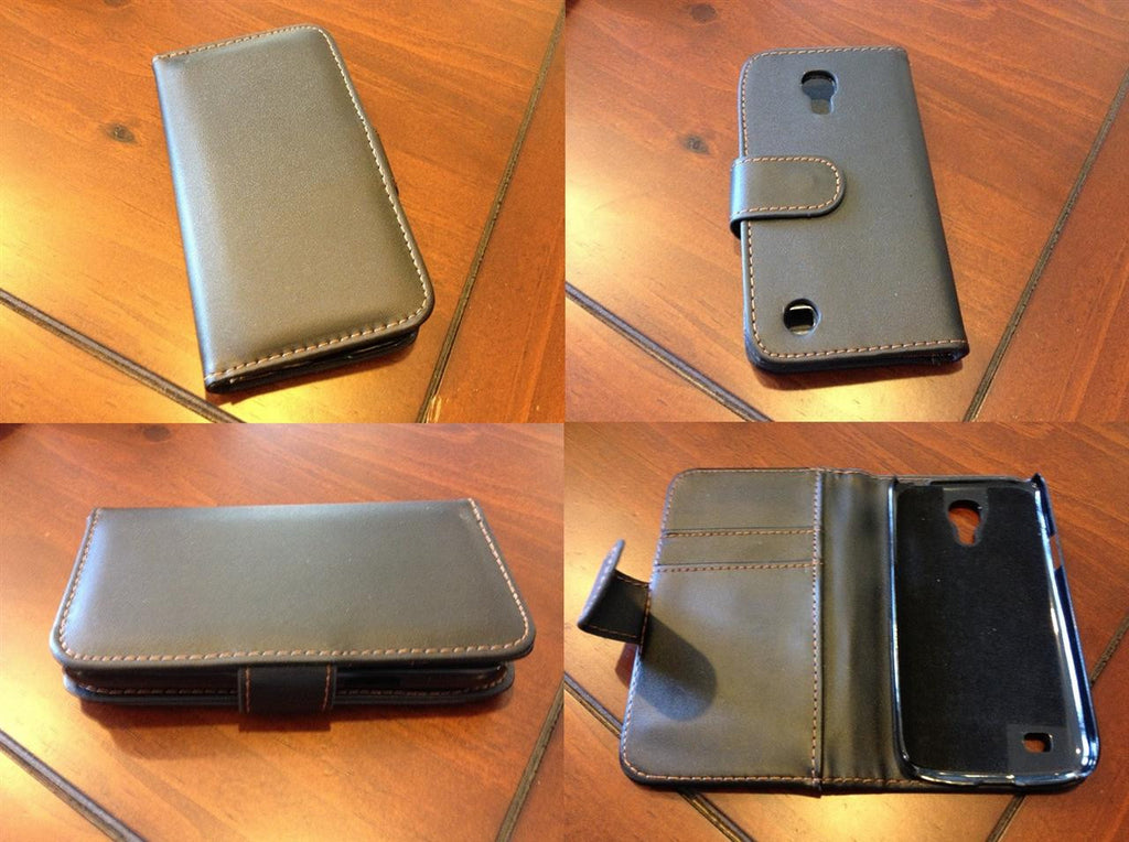Samsung Galaxy S4 Mini Leather Case