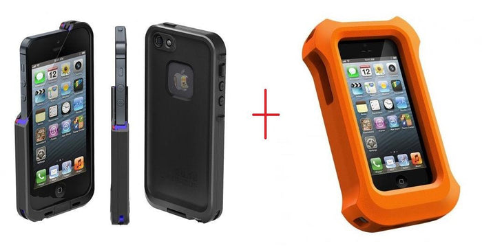 Apple iPhone 5 LifeProof Case + Life Jacket