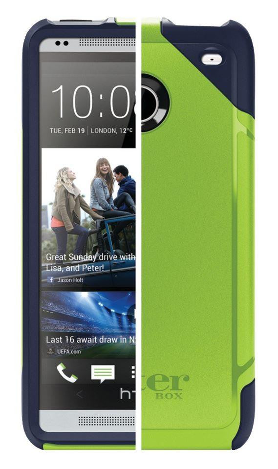 HTC One M7 OtterBox Commuter Case