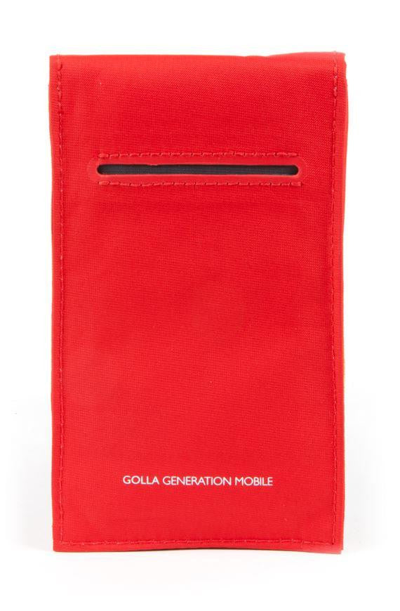 Golla Phone Wallet - Red
