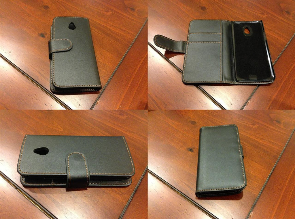 HTC One Mini Leather Case