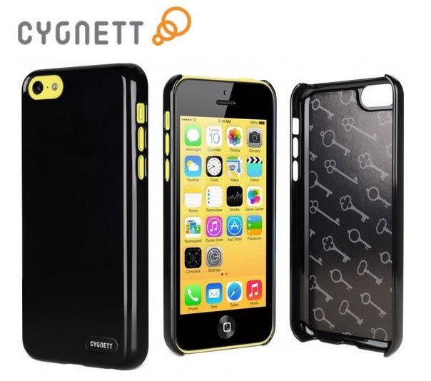 iPhone 5c Cygnett Form Glossy Case