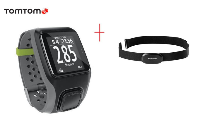 TomTom Multi Sport GPS Watch + Heart Rate Monitor