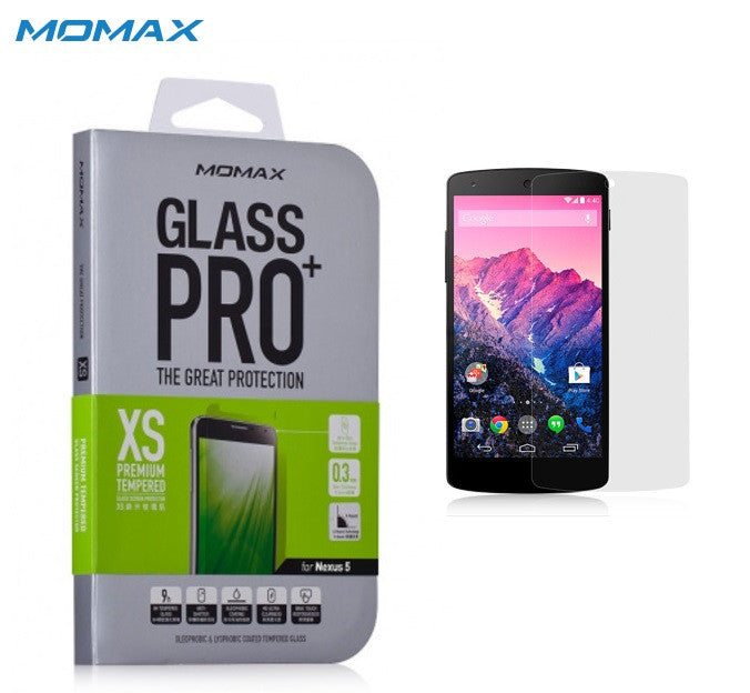 LG Nexus 5 GLASS Screen Protector PZGONEXUS5XS