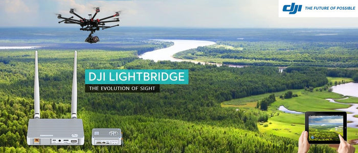 DJI LIGHTBRIDGE 2.4G FULL HD VIDEO DOWNLINK