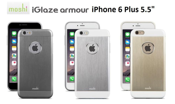 Apple iPhone 6 Plus MOSHI iGlaze Armour Case 99MO080251 99MO080021 99MO080201