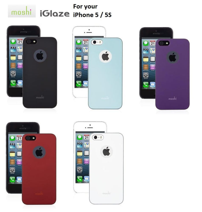 Apple iPhone 5 5s MOSHI iGlaze Case