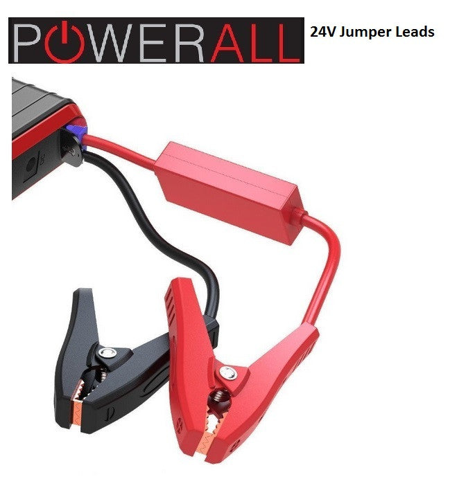PowerAll 24Volt Jumper Cables
