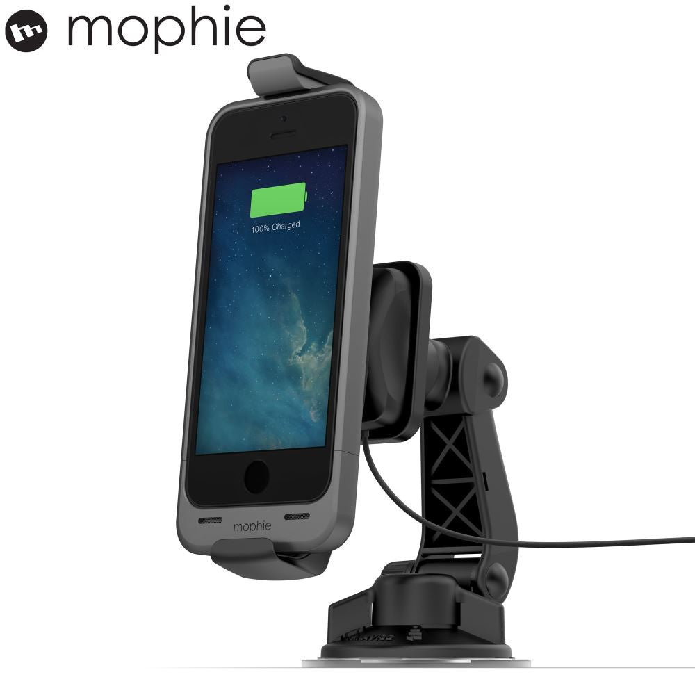 Mophie Car Dock for iPhone 5s Juice Pack Cases