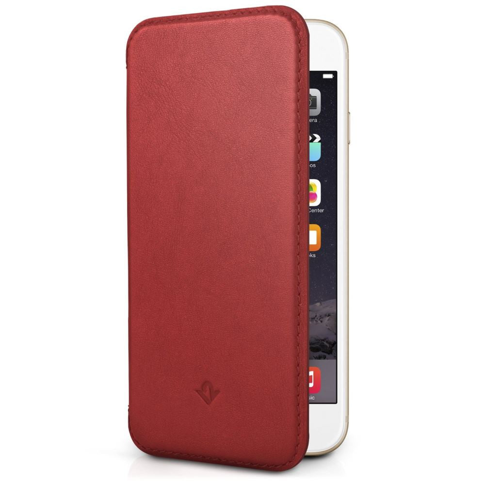 Apple iPhone 6 Plus TWELVESOUTH SurfacePad Case 12-1428 Black 12-1430 Red 12-1431 Camel