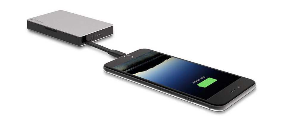 Mophie Powerstation Plus 5000mAh Lightning Battery 2948_PWRSTION-5CL-BL
