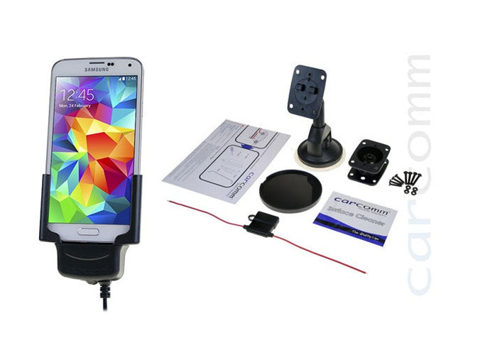 Carcomm Cradle for Samsung Galaxy S5