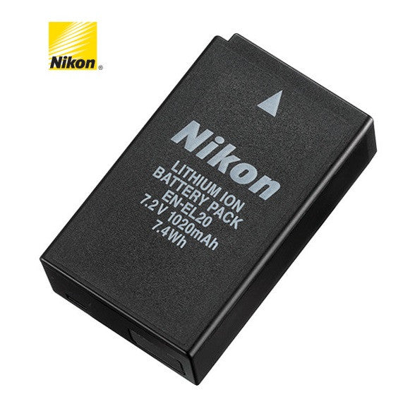 NIKON EN-EL20 LI-ION BATTERY