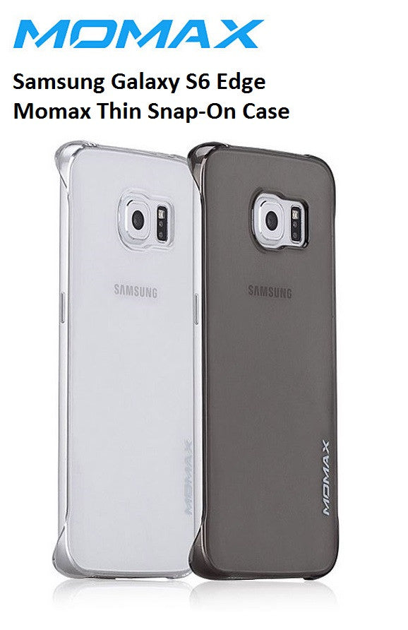 Samsung Galaxy S6 Edge Momax Thin Snap-On Case