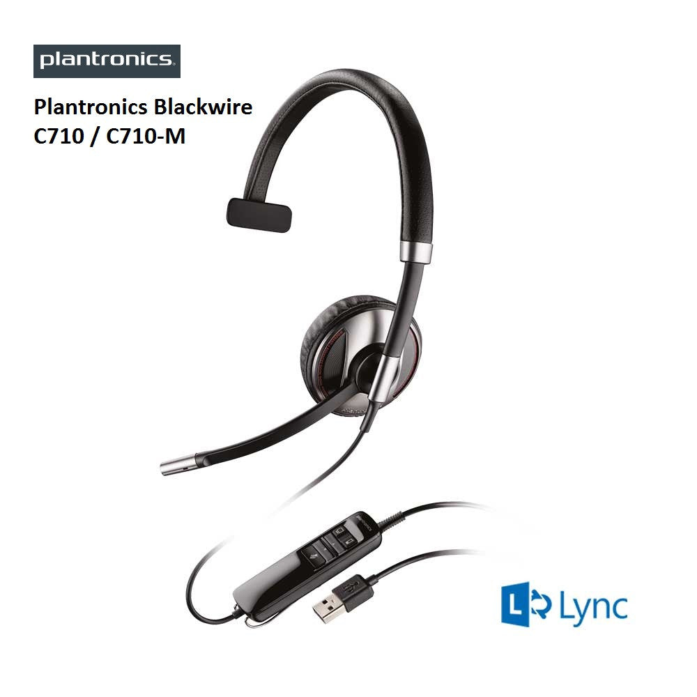 Plantronics Blackwire C710 C710-M