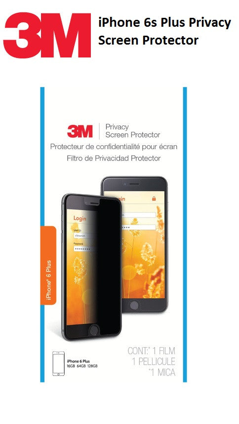 3M iPhone 6s Privacy Screen Protector