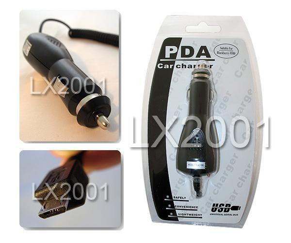 4-Micro USB Car Charger