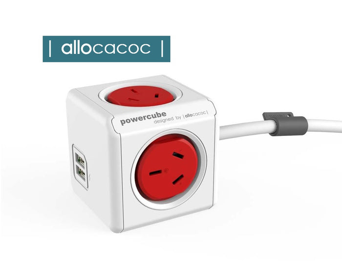 Allocacoc_PowerCube_4-Way_1.5m_Surge_Protector_with_2_x_USB_-_Red_5400RDAUEUPC_PROFILE_PIC_RWDNDFBS0CA6.jpg