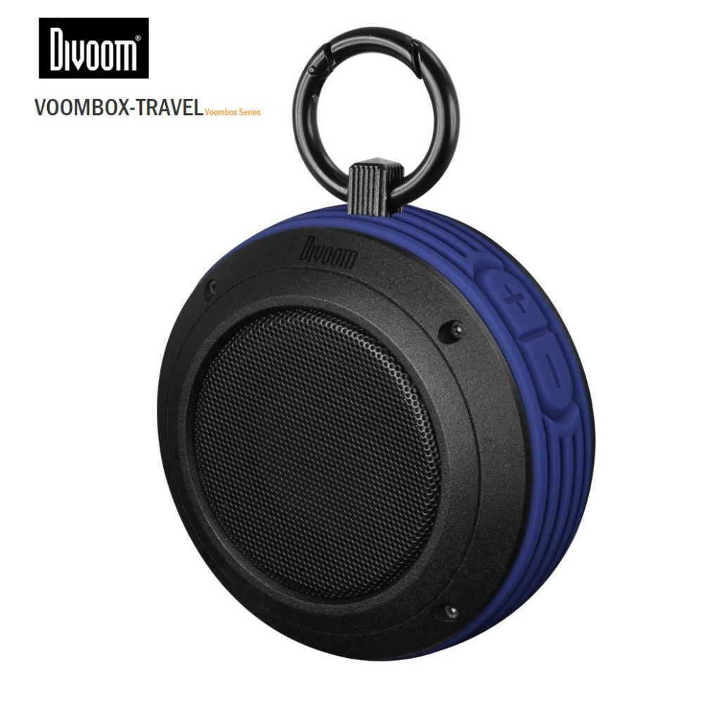 DIVOOM VOOMBOX TRAVEL BLUE 1