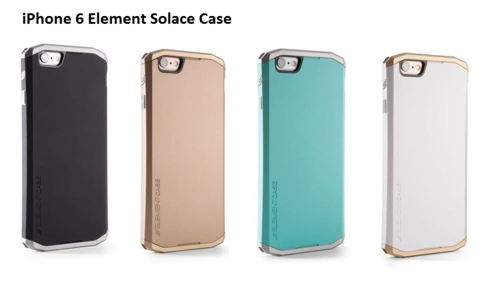 Element Solace Case for iPhone 6 PROFILE PIC