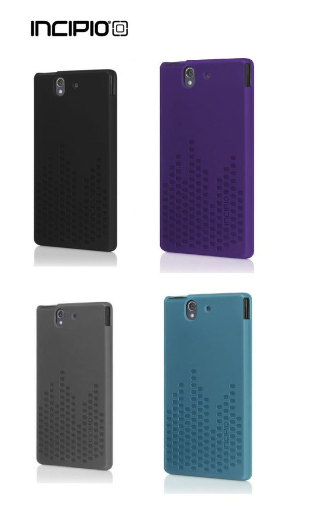 Frequency Case for Sony Xperia Z PROFILE PIC