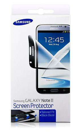 Genuine Samsung Note 2 Screen Protector