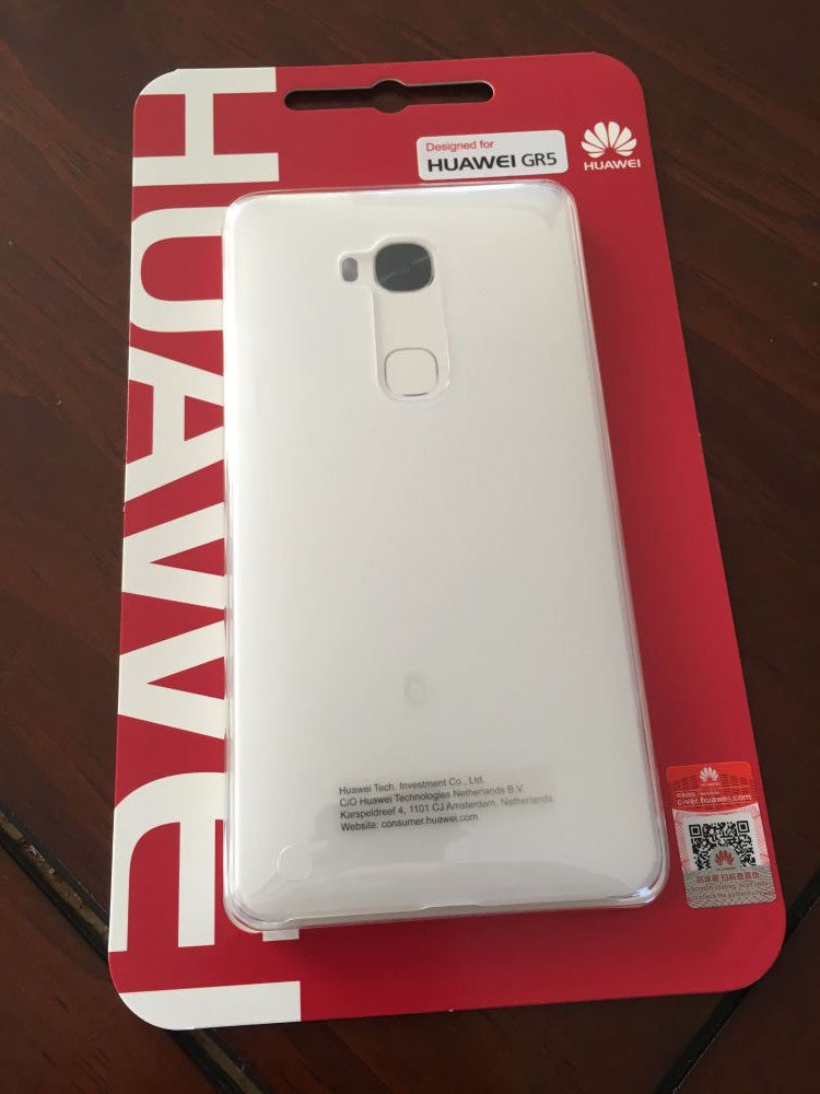Huawei GR5 PC Case - Clear