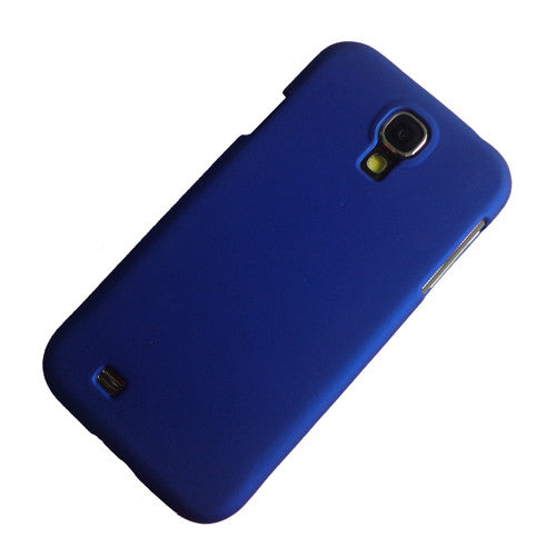 I9500 blue rubber hard case (1)