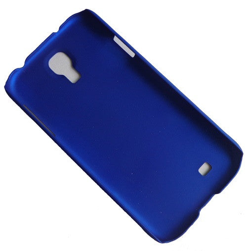 I9500 blue rubber hard case