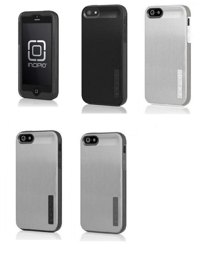 Incipio Dual Pro Shine iPhone 5 PROFILE