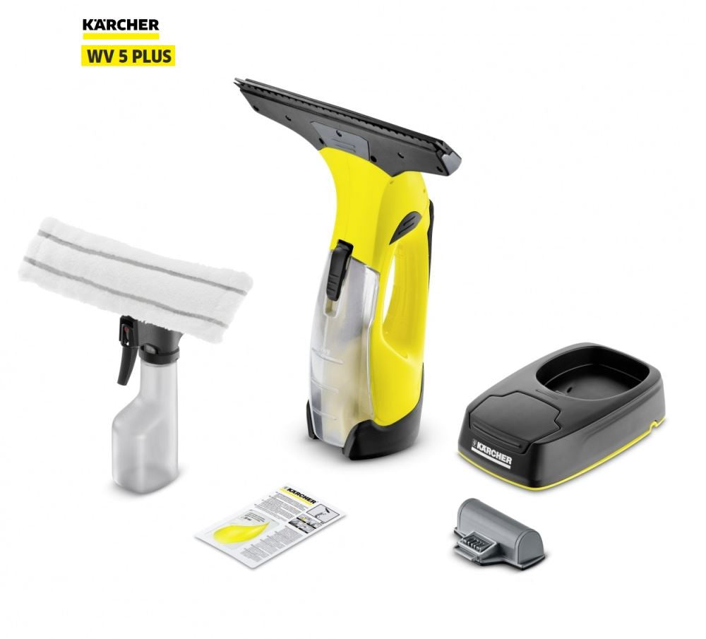 Karcher WV5 Plus Non Stop Window Vacuum Kit 1