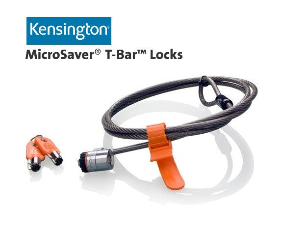Kensington MicroSaver 64598 Slim Cable Lock 64598 1