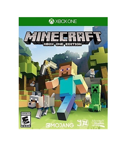 MICROSOFT - XBOX ONE MINECRAFT
